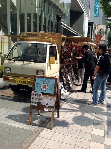 名古屋市中区栄の『南大津通歩行者天国』はアツい!