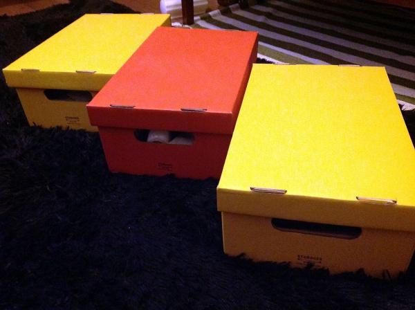 収納ボックス『STORAGES/ストレージス』はカラフルで部屋をオシャレに見せてくれる!