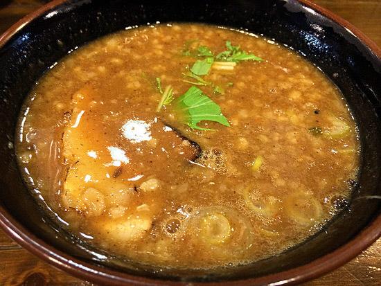 [名古屋・伏見]つけ麺専門店『つけ麺-寅』の胚芽麺は風味と弾力が抜群のつけ麺だった!