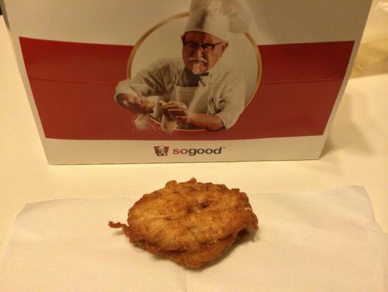 4ピース骨なしケンタッキーお試しパックを買って念願のKFCの骨なしチキンを食べた!