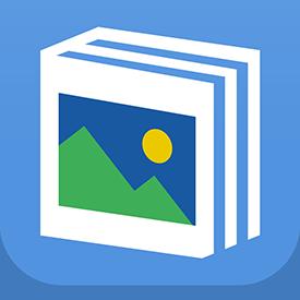 自動で日付毎に写真や動画を即整理してくれるアプリ『Simple Photo Album』