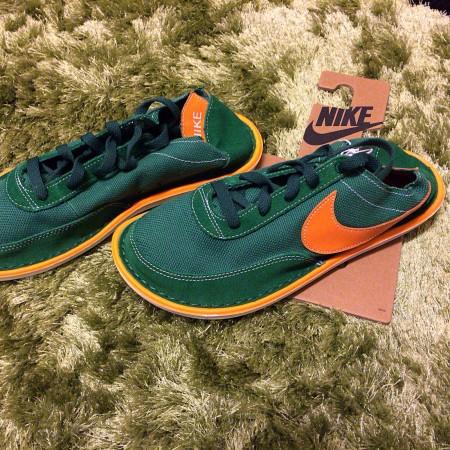 Nikeのサンダルにもなる靴『ソーラーソフトワッフルクルーザー』はカラフルで春から使えるマストアイテム!