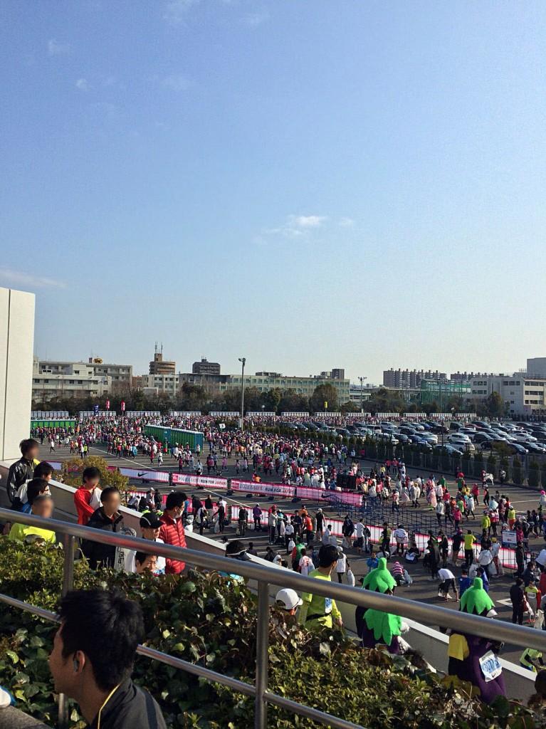 名古屋シティマラソン2014に参加!コースの感想や心に残ったことまとめ