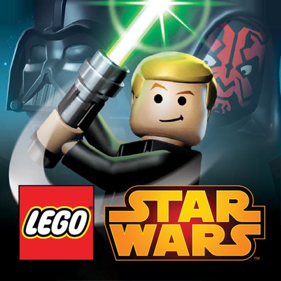iPhone・iPadなどで遊べるレゴ・スターウォーズ『The Complete Saga』が映画に忠実で楽しい!