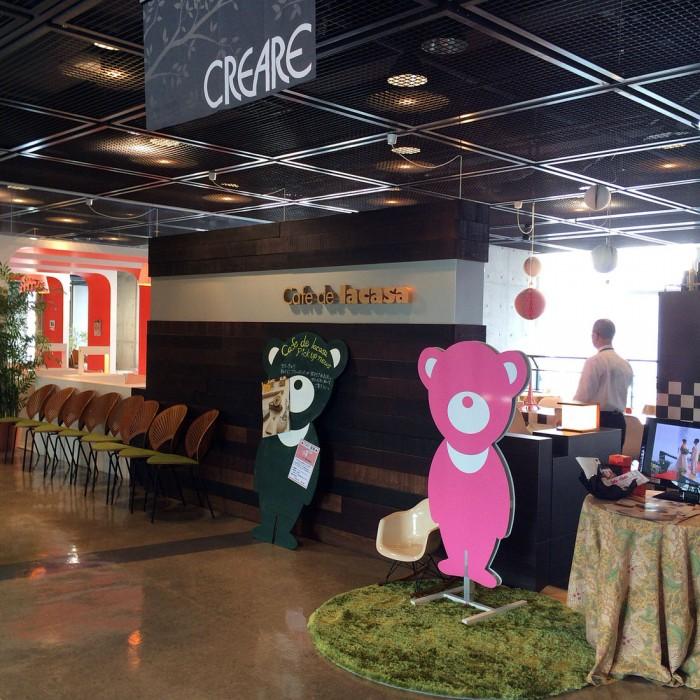 [名古屋・栄]サラダバーがあるカフェ『Cafe de lacasa/カフェドラカーサ』はランチも美味しくて超おすすめ!