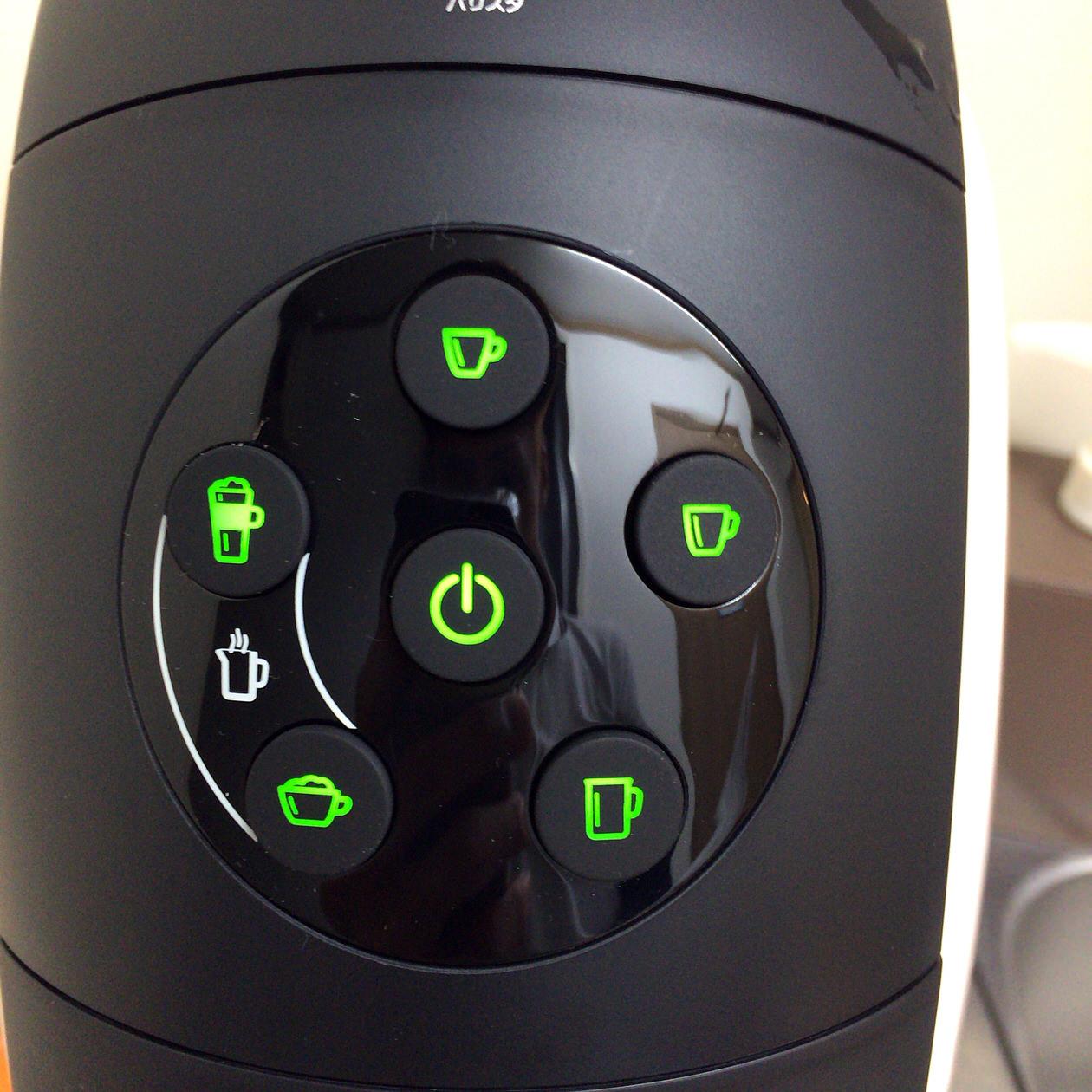 バリスタ-ボタン