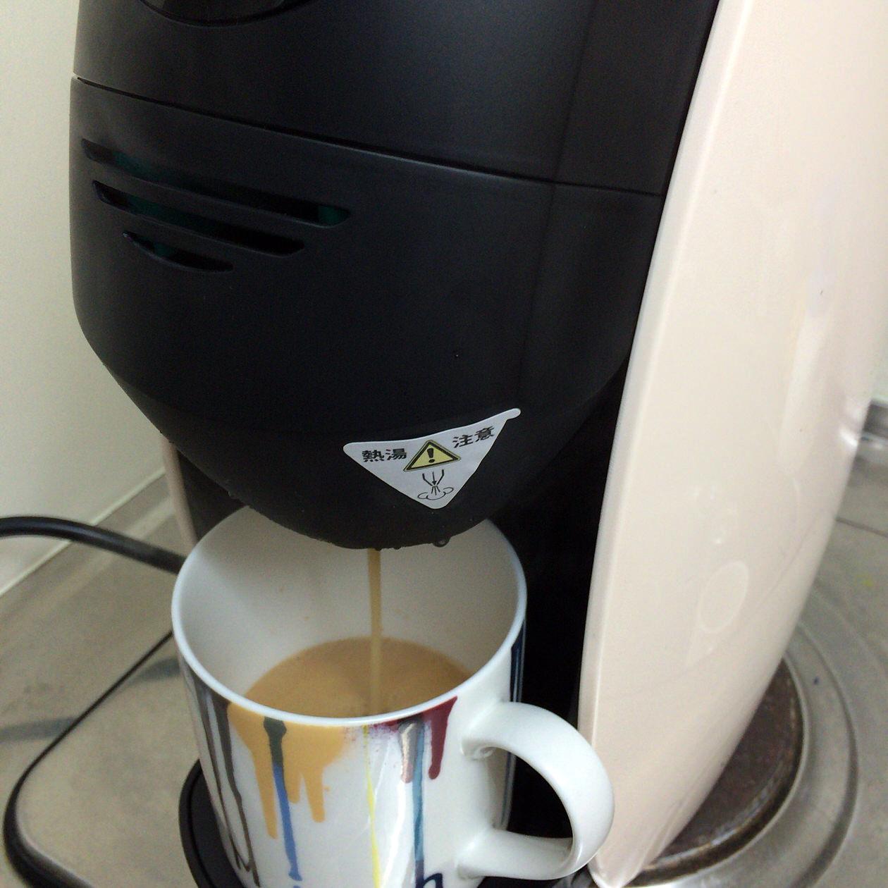 実際にコーヒーを淹れる