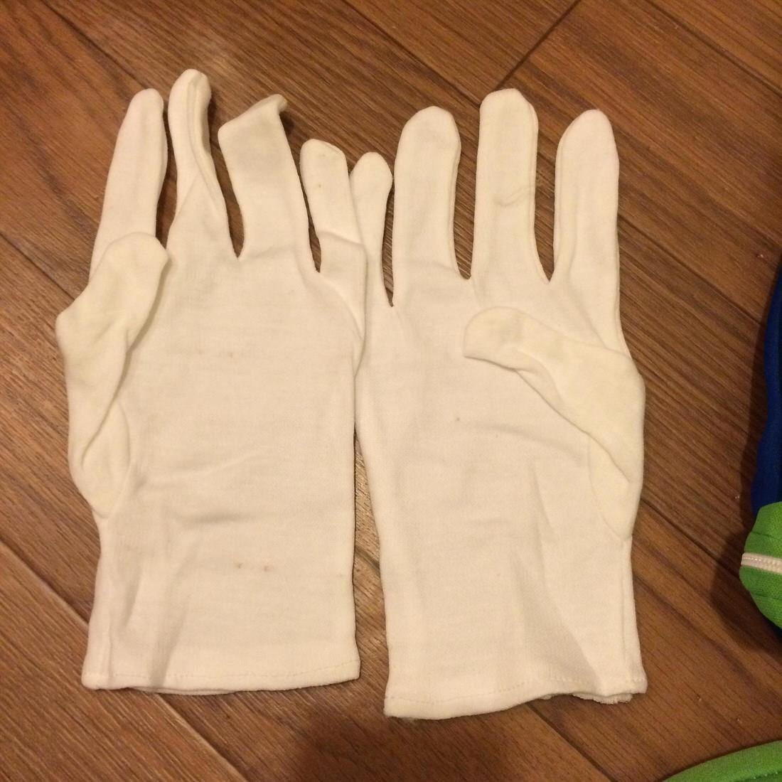 ルイージコスプレ-手袋
