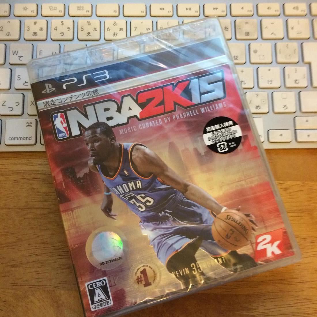 NBA2K15を購入しての試合・マイキャリアをプレイして思ったこと