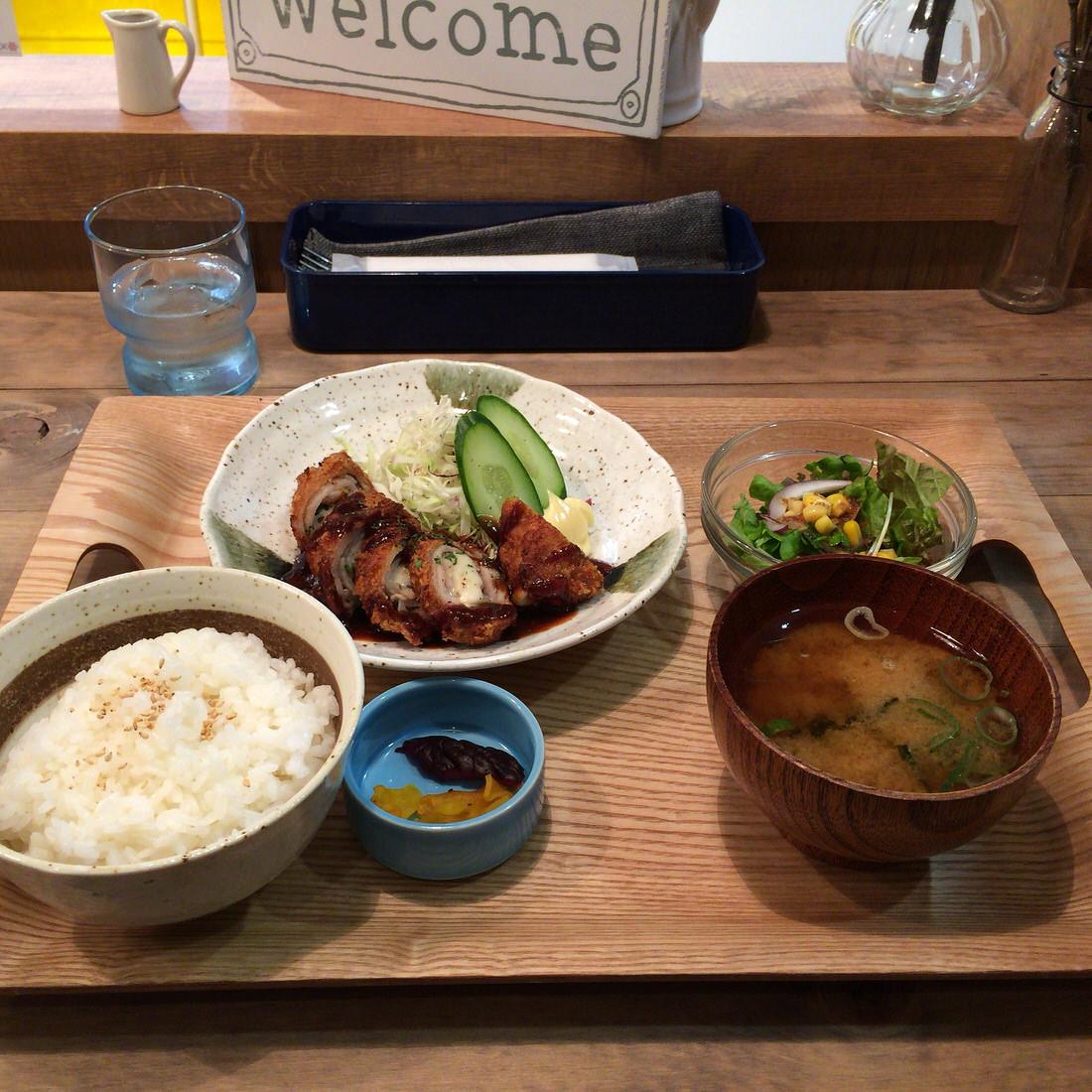 kawaracafe-Lunch