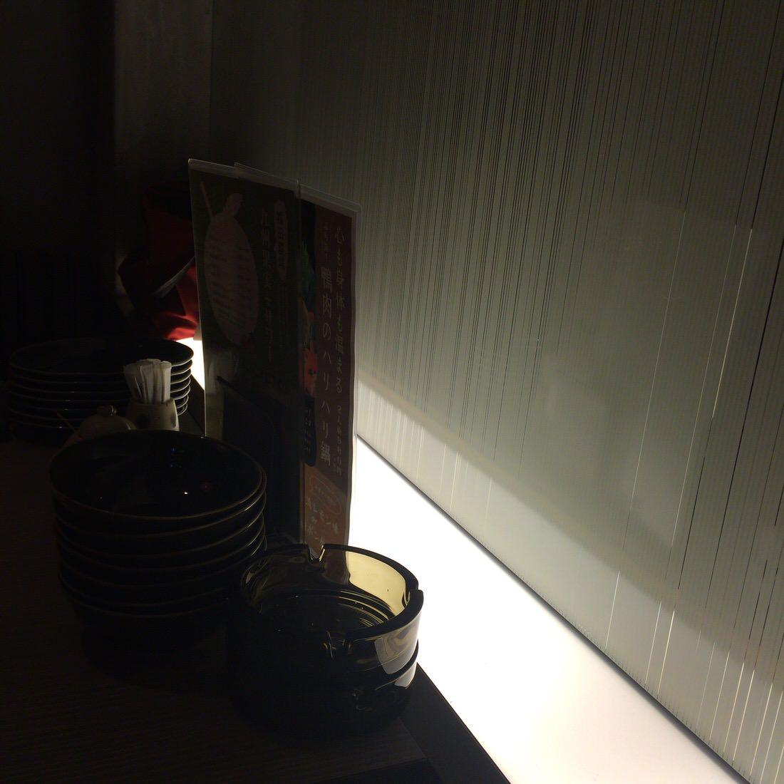 蒸し焼きぶち-照明