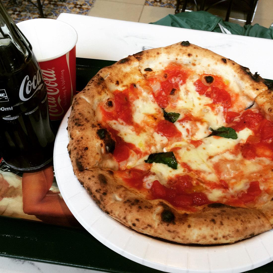 solopizza-マルゲリータ