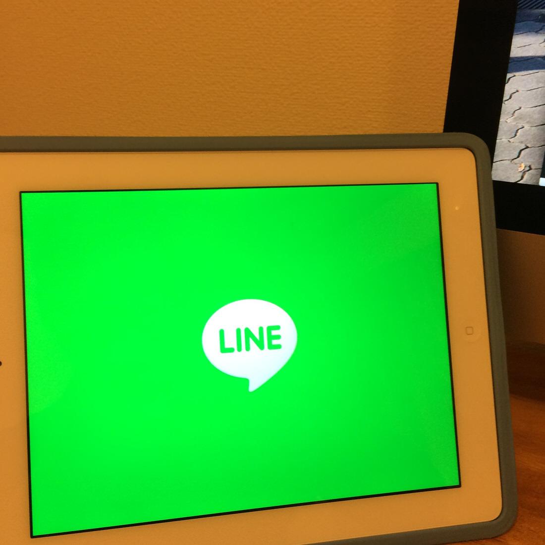 『LINE for iPad』をついに導入してみた感想