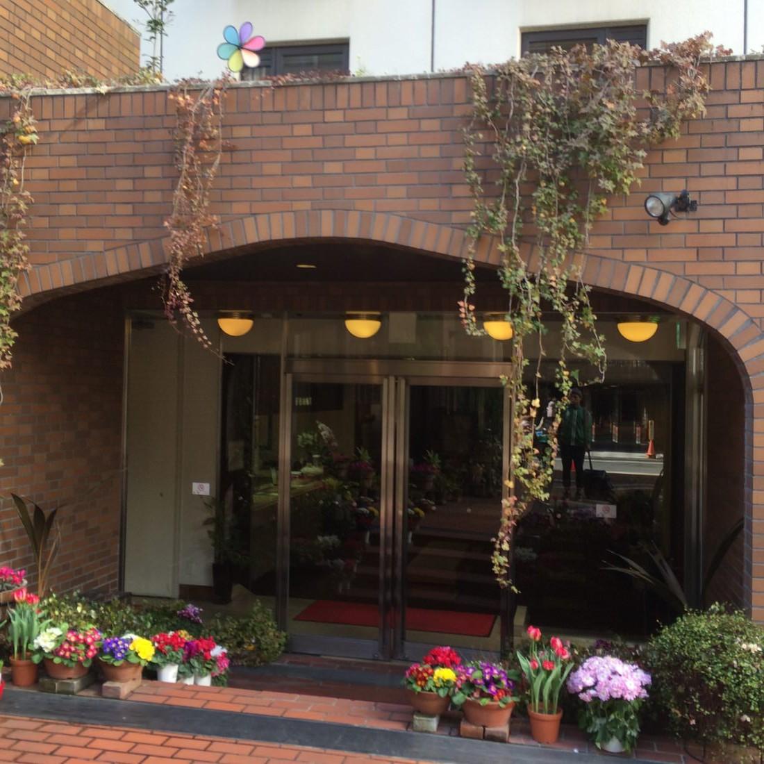 京都ガーデンホテル-入り口