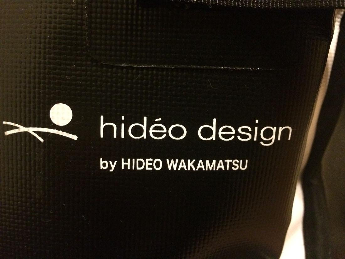 Hideo Wakamatsuの2wayキャリーバックが便利・格好良すぎて旅行で手放せない