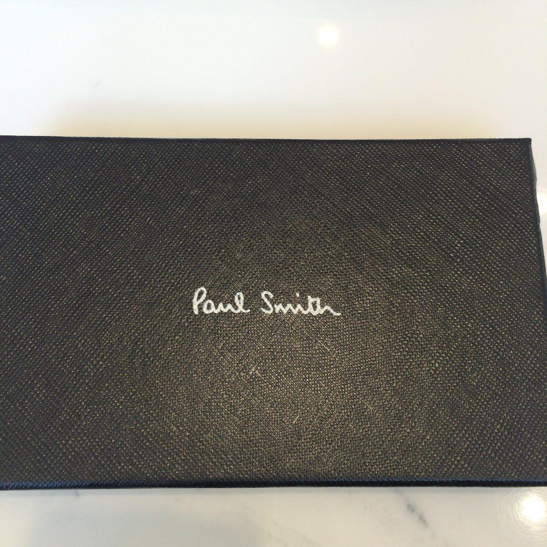 ポール・スミス-スマホケース-箱