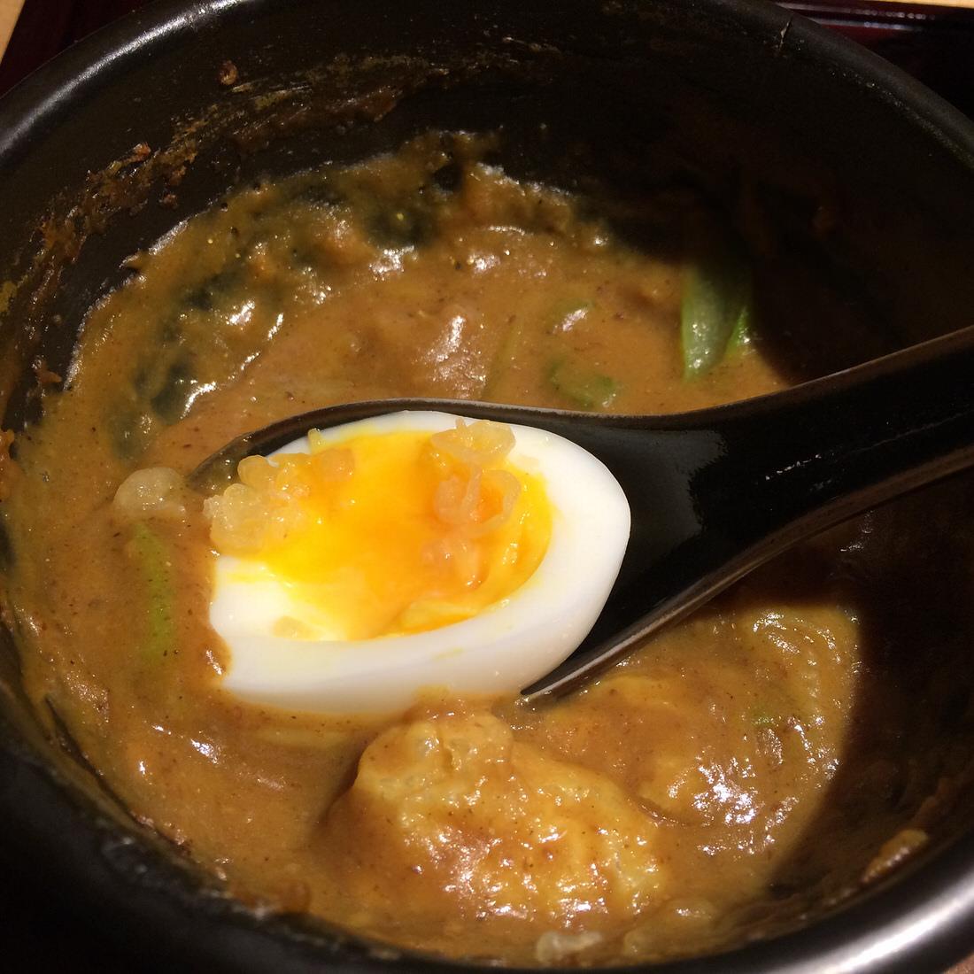 ゑぐち屋-半熟卵