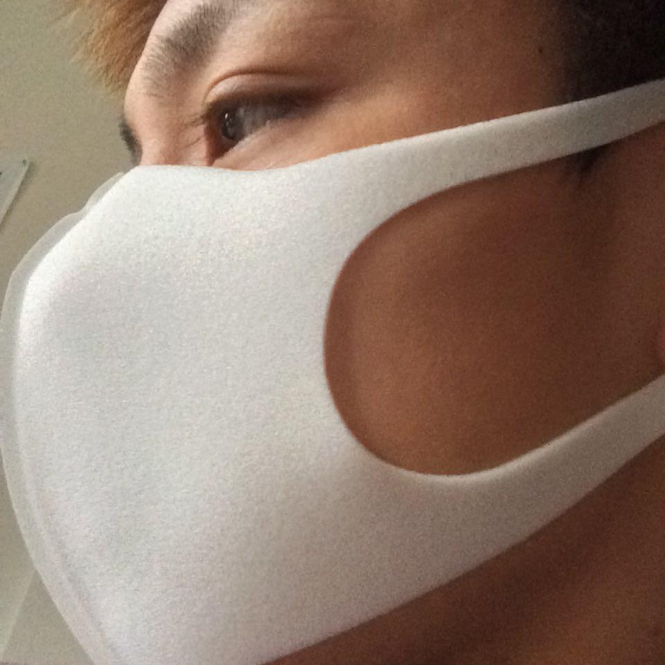 ピッタマスク-装着