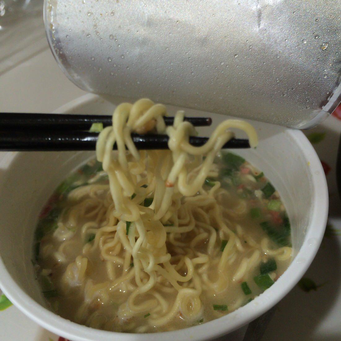 マルちゃん-ハリガネ-実食