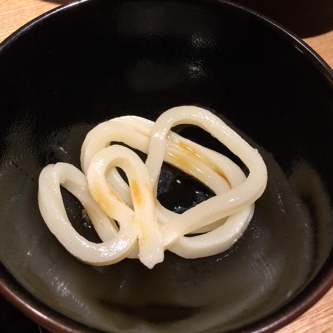 ゑぐち屋-麺を実食