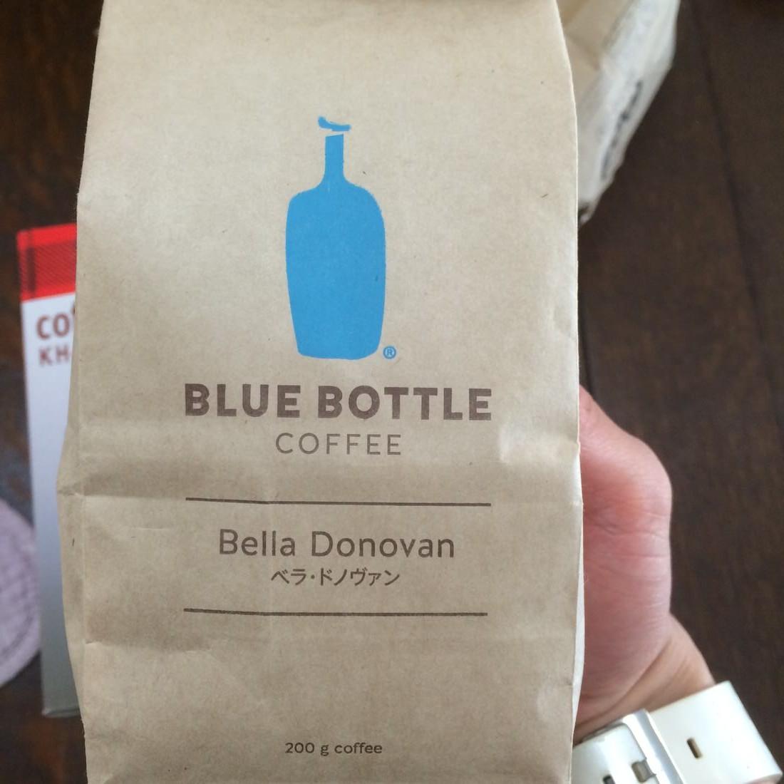 ブルーボトルコーヒー-豆