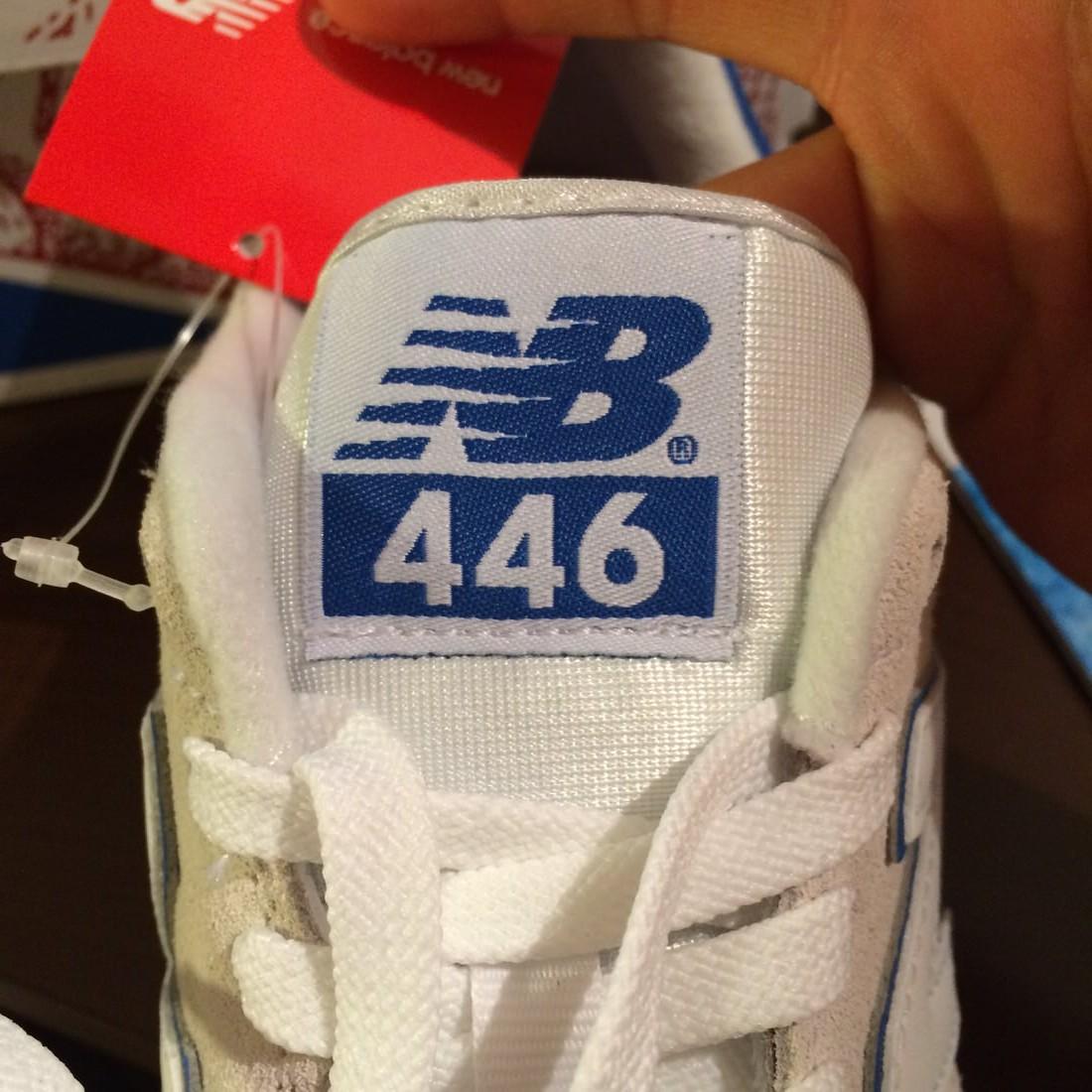 ニューバランス446-正面
