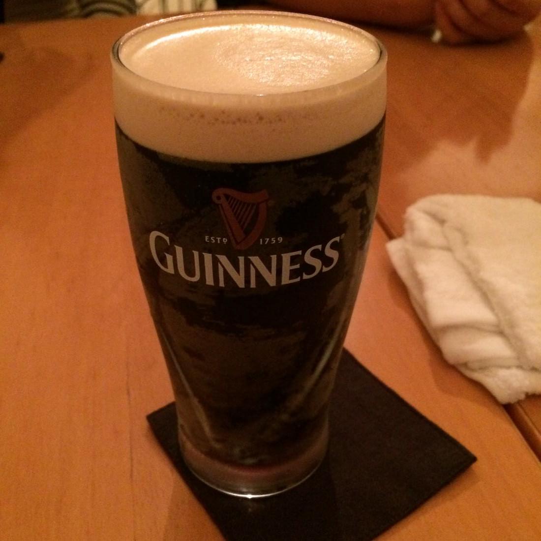 黒ビール-guinness