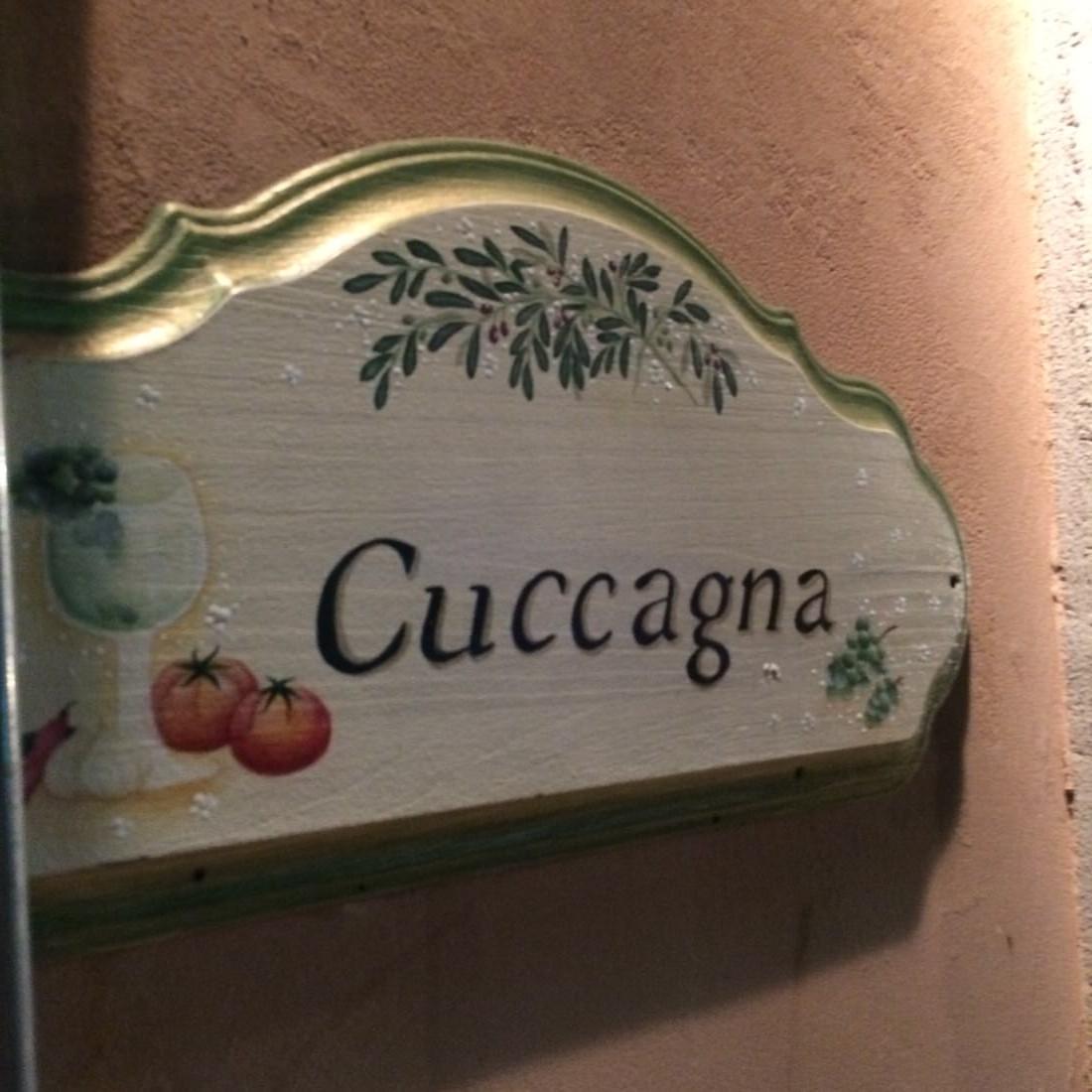 鳥羽で深夜まで営業しているイタリアン『Cuccagna/クッカーニャ』で贅沢ディナー