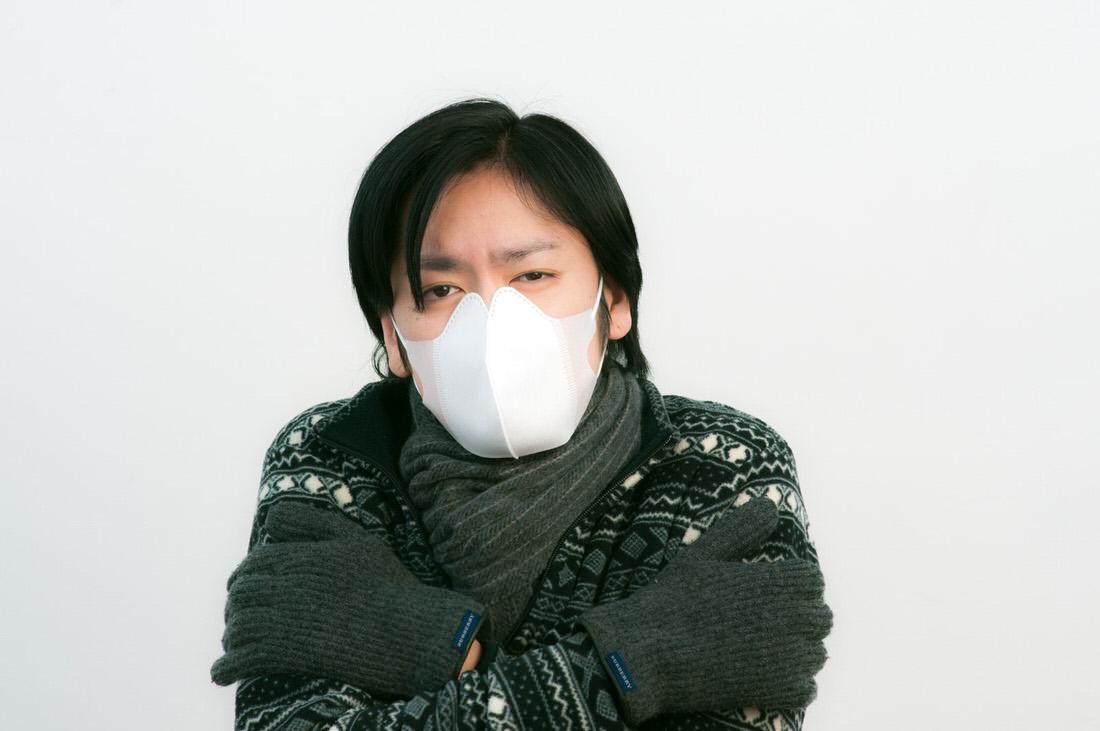 マスク−予防