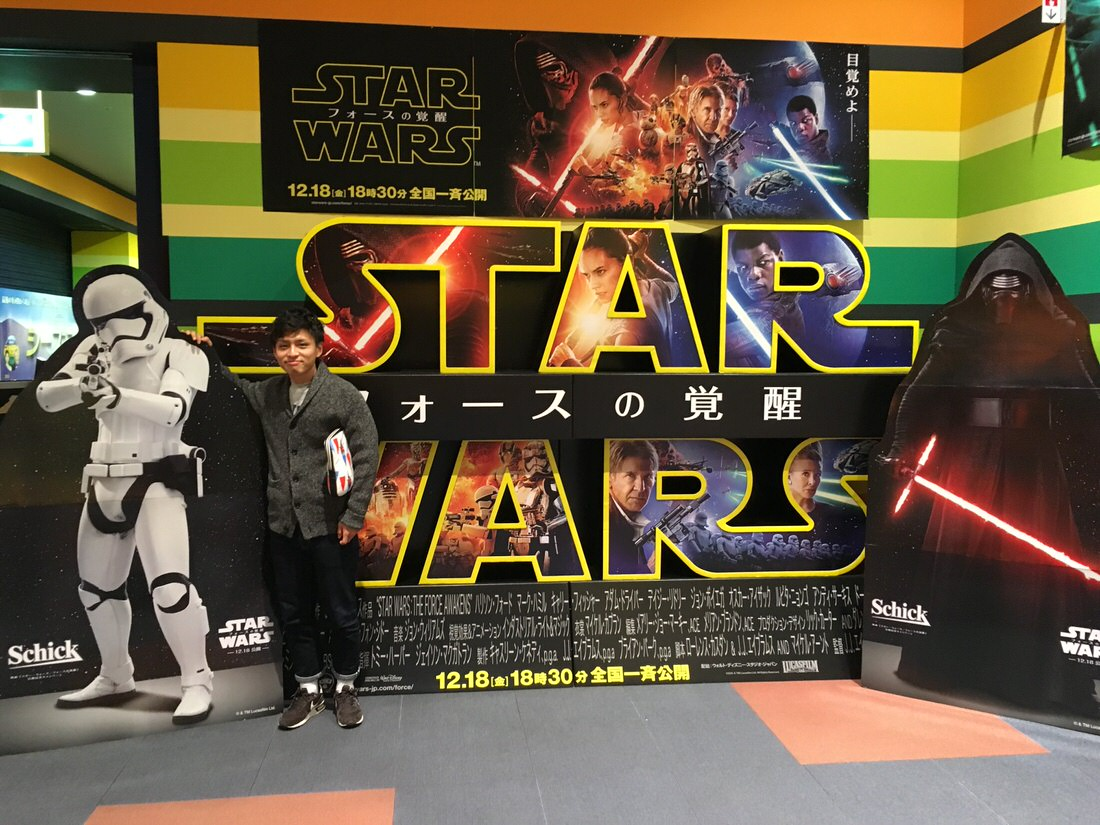 STAR WARS-Force-kakusei