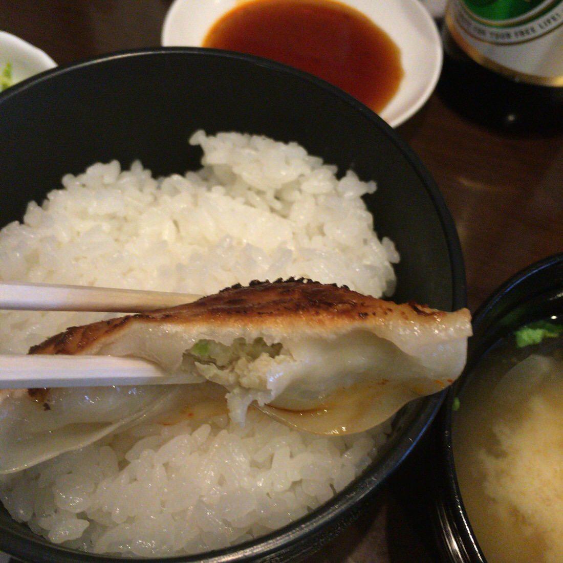 浜松餃子が好きな理由-石松
