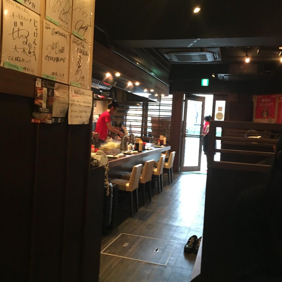 名古屋駅付近で広島焼きを食べるなら『じゃけん』で決まり!