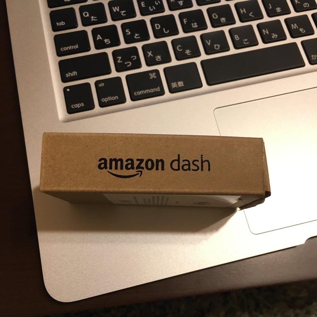 興味本位でAmazon Dash Buttonを購入してみた!