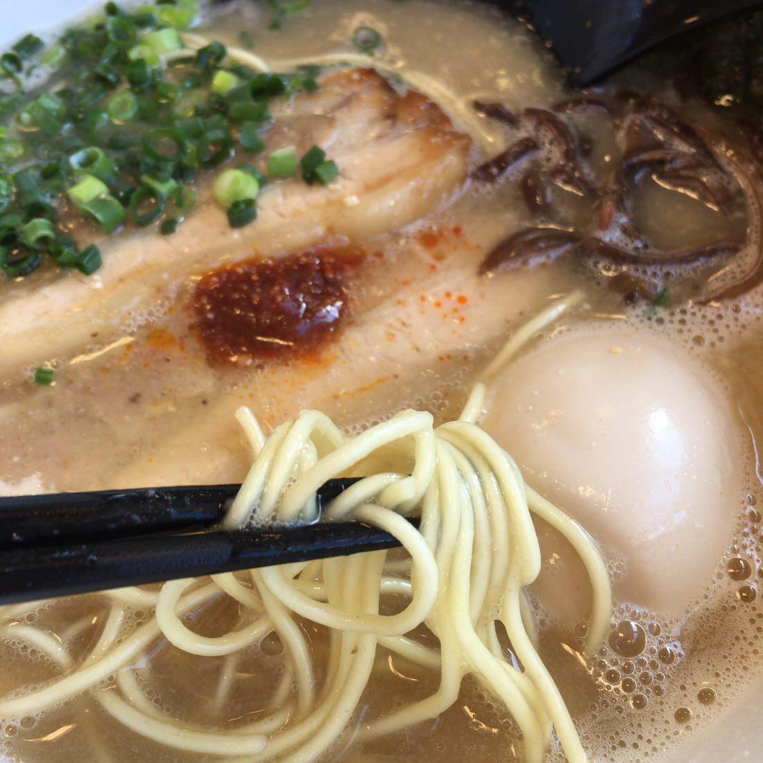 まつり-細麺