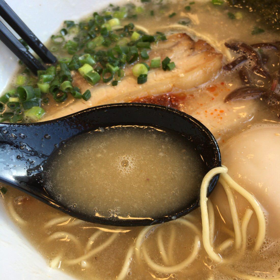 maturi-スープ濃厚